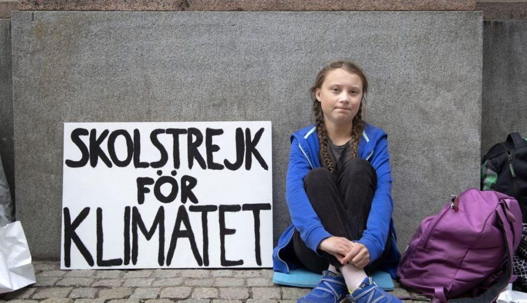 Greta Thunberg, l'attivista verde cambia il mondo di venerdì